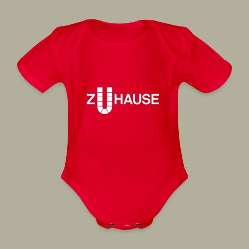 Zuhause in Dortmund - Baby Bio-Kurzarm-Body