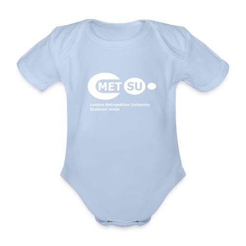 MetSU - London Metropolitan UniversitySU - Organic Short-sleeved Baby Bodysuit
