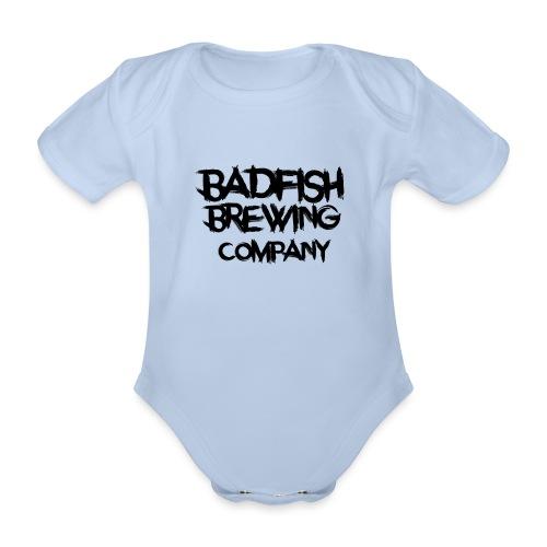 BadFish - Body Bébé bio manches courtes