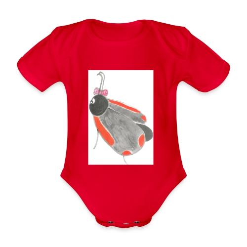 Motte jpg - Baby Bio-Kurzarm-Body