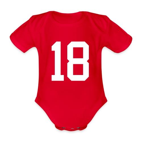 18 MÜLLER Johann - Baby Bio-Kurzarm-Body