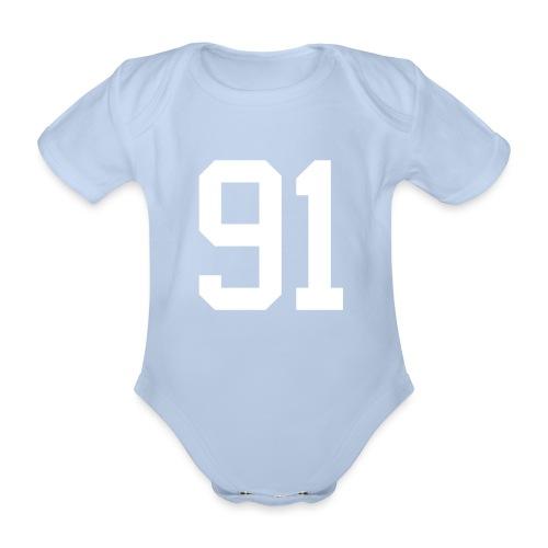 91 SPITZER Kevin - Baby Bio-Kurzarm-Body