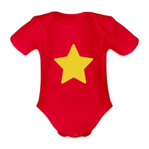 Steven Universe's T-Shirt - Body orgánico de manga corta para bebé
