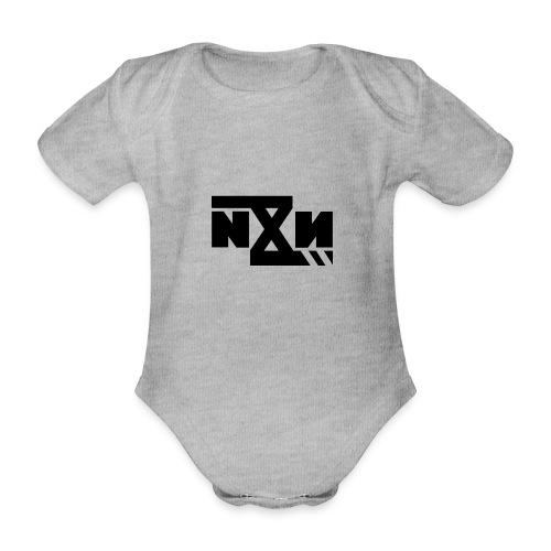N8N Bolt - Baby bio-rompertje met korte mouwen