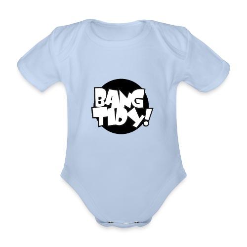 bangtidy - Organic Short-sleeved Baby Bodysuit