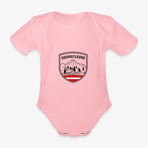 hoamatlaund österreich - Baby Bio-Kurzarm-Body