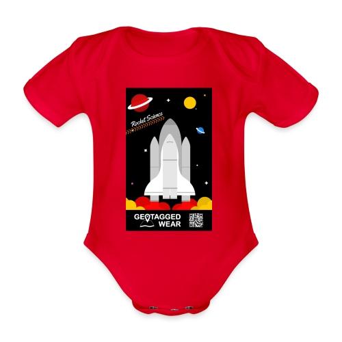 Rocket Science Kids - Baby Bio-Kurzarm-Body