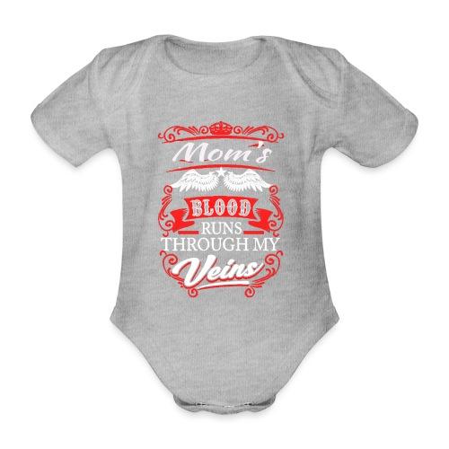 bonne idée pour montrer votre amour à la maman - Body Bébé bio manches courtes