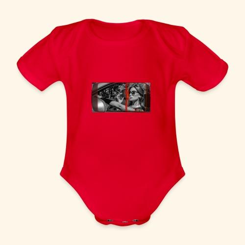 SUNGLASS - Body Bébé bio manches courtes