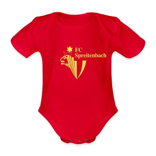 FCS Logo - Baby Bio-Kurzarm-Body