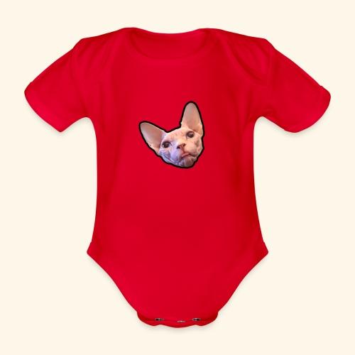 Baldwin - Kortærmet babybody, økologisk bomuld