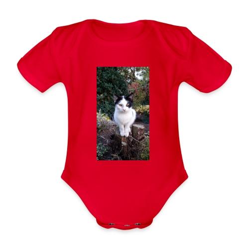Timmi - Baby Bio-Kurzarm-Body