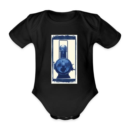 Lok Lantern - Vauvan lyhythihainen luomu-body