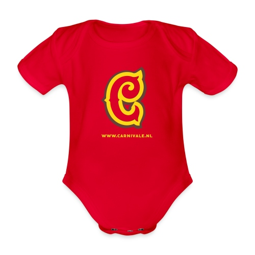 C-loose+url_small - Baby bio-rompertje met korte mouwen