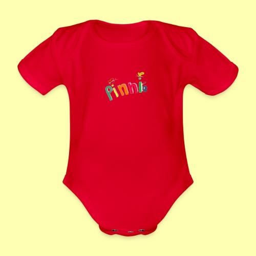 Pinni® Desing - Baby Bio-Kurzarm-Body