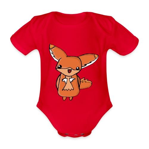 Ximo la bête - Body Bébé bio manches courtes