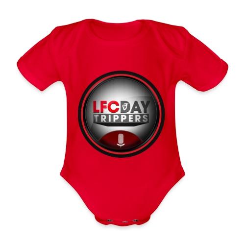 TRIPPERS Own Brand Range - Organic Short-sleeved Baby Bodysuit
