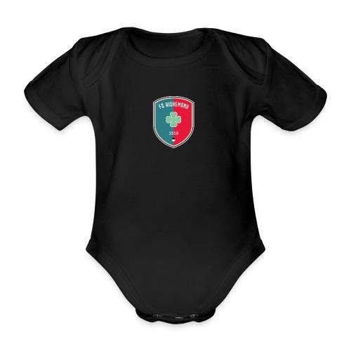 fcrichemond-logo-2019 - Body Bébé bio manches courtes