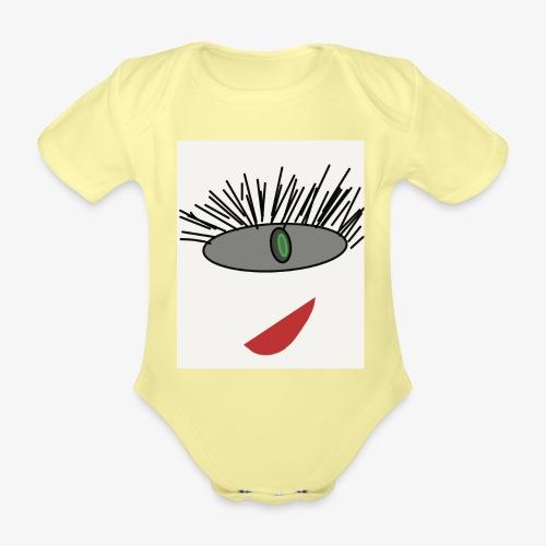 yoyo - Body ecologico per neonato a manica corta