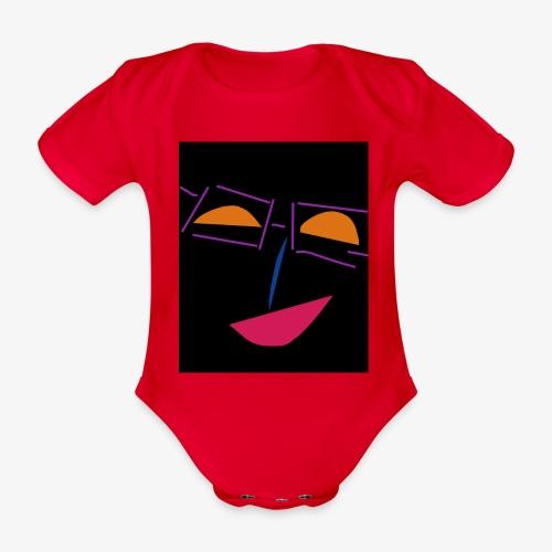 chico - Body ecologico per neonato a manica corta