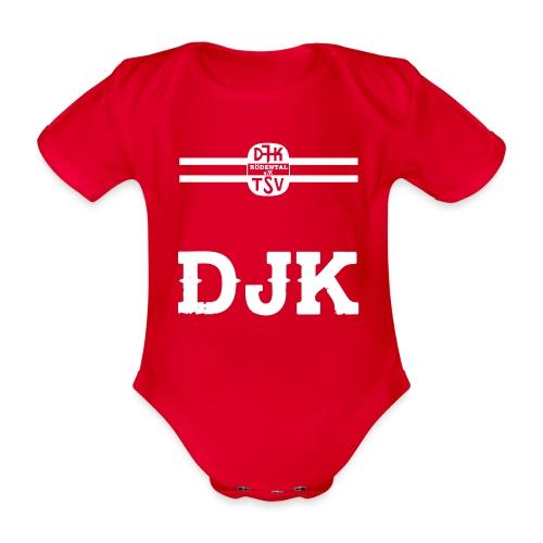 DJK BRUSTRING - Baby Bio-Kurzarm-Body