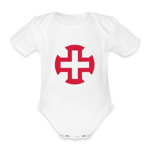 Croix du Portugal - Body Bébé bio manches courtes
