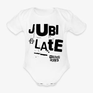 Jubilate-Tasche - Baby Bio-Kurzarm-Body