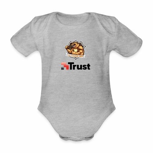 Prodotti Ufficiali con Sponsor della Crew! - Body ecologico per neonato a manica corta