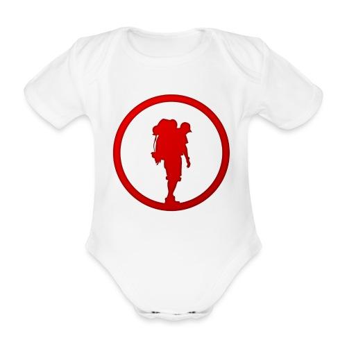 Outdoor Technica Icon - Organic Short-sleeved Baby Bodysuit