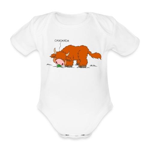 Shortcake - Omnomnom - Baby Bio-Kurzarm-Body