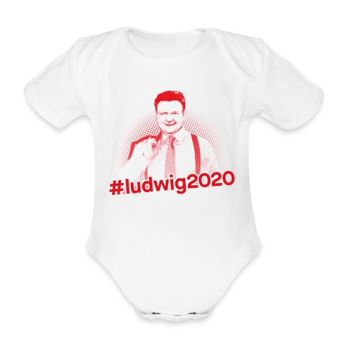 Ludwig 2020 Illustration - Baby Bio-Kurzarm-Body