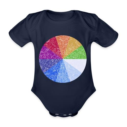 APV 10.1 - Organic Short-sleeved Baby Bodysuit