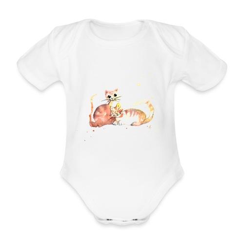 Wir - Baby Bio-Kurzarm-Body