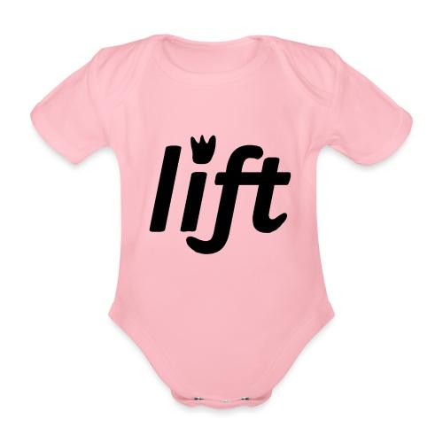 Tazza con logo Lift 2016 - Body ecologico per neonato a manica corta