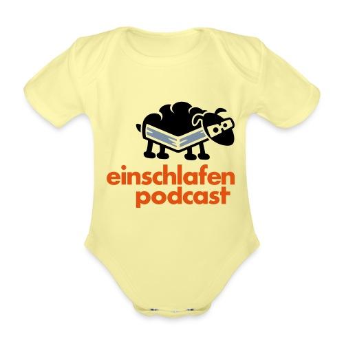 epnoclaimmulticolor - Baby Bio-Kurzarm-Body