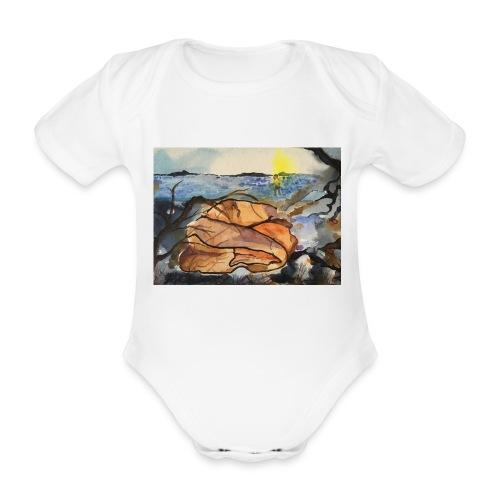 Lezvos 11 - Ekologisk kortärmad babybody