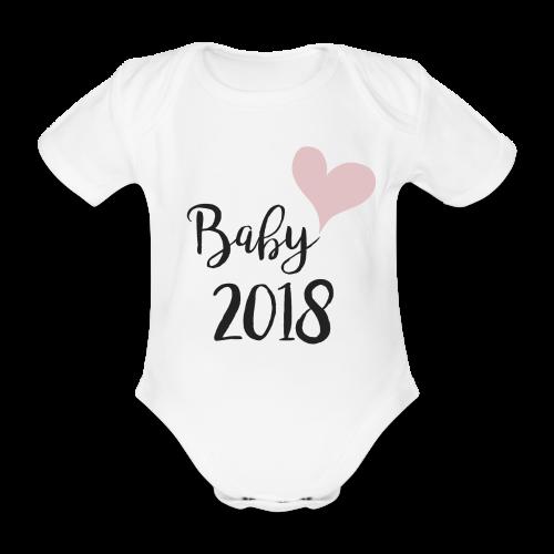 Baby 2018 - Baby Bio-Kurzarm-Body