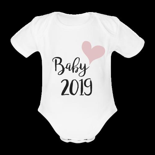 Baby 2019 - Baby Bio-Kurzarm-Body