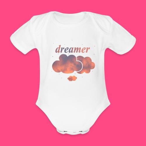 Dreamer - Baby Bio-Kurzarm-Body