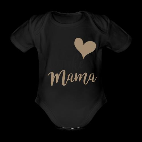 Danke Mama - Baby Bio-Kurzarm-Body