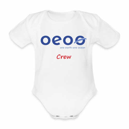 oeoo Crew - Baby Bio-Kurzarm-Body