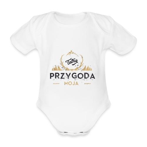 Łukasz Sobczak - Ekologiczne body niemowlęce z krótkim rękawem