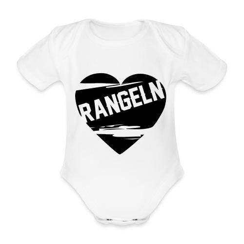 Rangeln ist Liebe - Baby Bio-Kurzarm-Body
