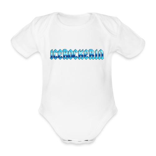 Icerockerin - Baby Bio-Kurzarm-Body