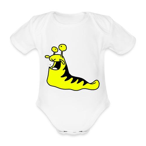 Tigerschnegel von dodocomics - Baby Bio-Kurzarm-Body