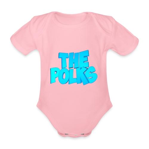THEPolks - Body orgánico de maga corta para bebé