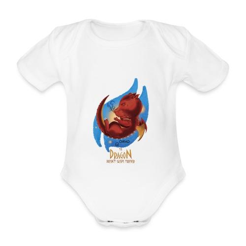 Draco Dormiens - Body ecologico per neonato a manica corta