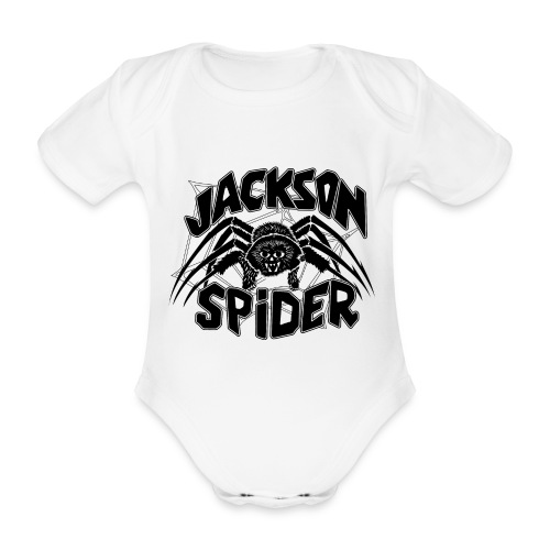 jackson spreadshirt - Baby Bio-Kurzarm-Body