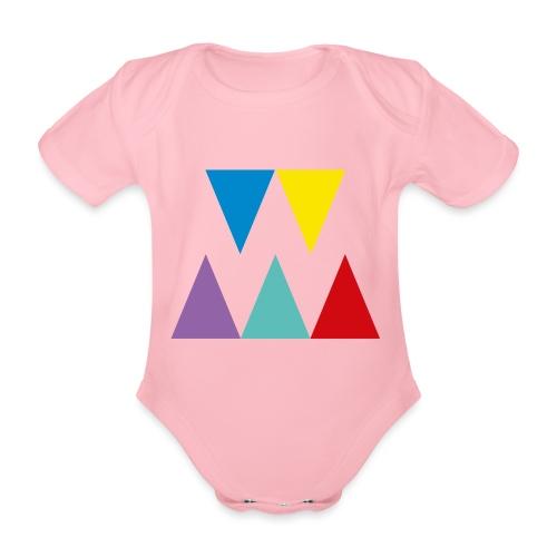 Logo We are les filles - Body Bébé bio manches courtes