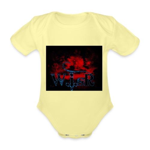 WISR Huppari - Vauvan lyhythihainen luomu-body